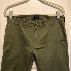 JCrew Men's Driggs Slim-Fit Broken-in Chino
